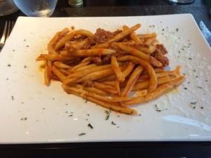 Pasta Bolognese at Graziella Monaco