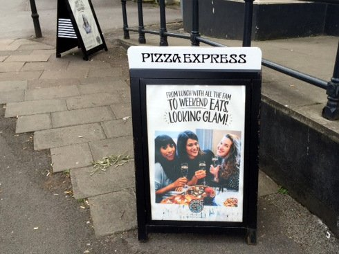 Fear Group Pizza Express Witney Fear Group